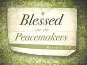 Peace Is Not Pretending